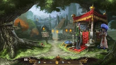 صورة  لتجربة  العبة Heavens Hope في جهاز الحاسوب