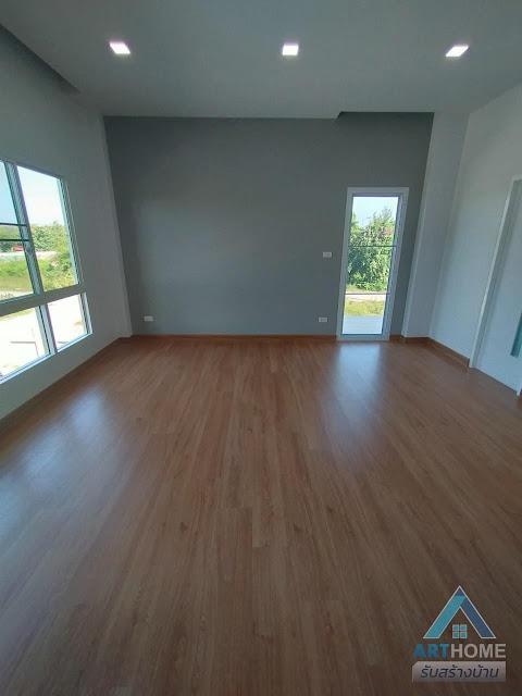 แบบบ้านพื้นไม้