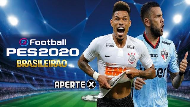Pes 2019 jogo tecnico de futebol android ppsspp