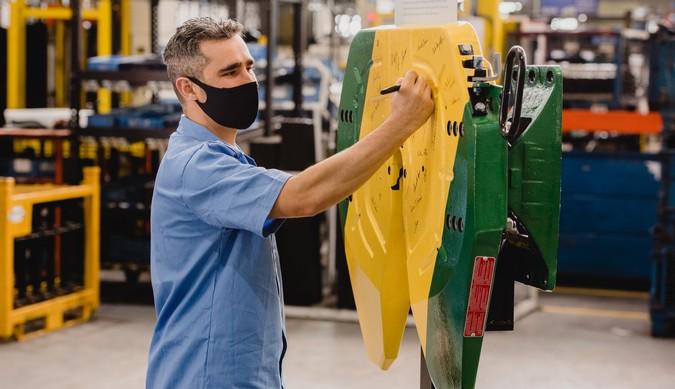 JOST Brasil atinge marca de 1 milhão de quintas rodas produzidas