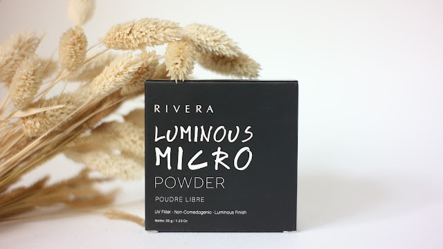 review rivera Luminous Micro Powder