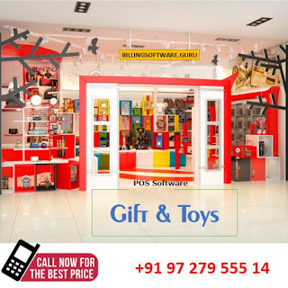Toys N Gifts Retail, Wholesale business Management Billing, Barcoding, Accounting, Inventory Management Complete Software