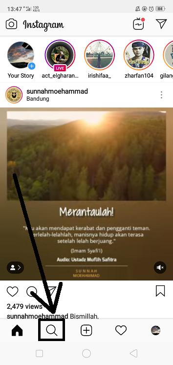 Cara Menghapus History Pencarian Di Instagram pada Suggested Account