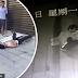 Kaki pencuri tersekat dek pintu automatik