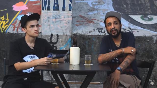 Entrevista - Meia Horinha #01 - Max B.O. (Vídeo)