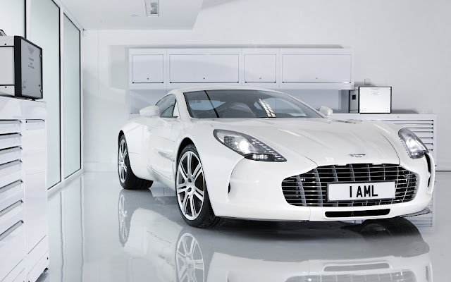 Top8 car in the world/ most /most expensive car  all time/Aston Martin One-77