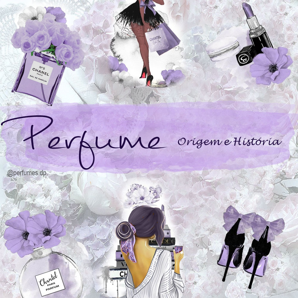 Perfume - origem e história