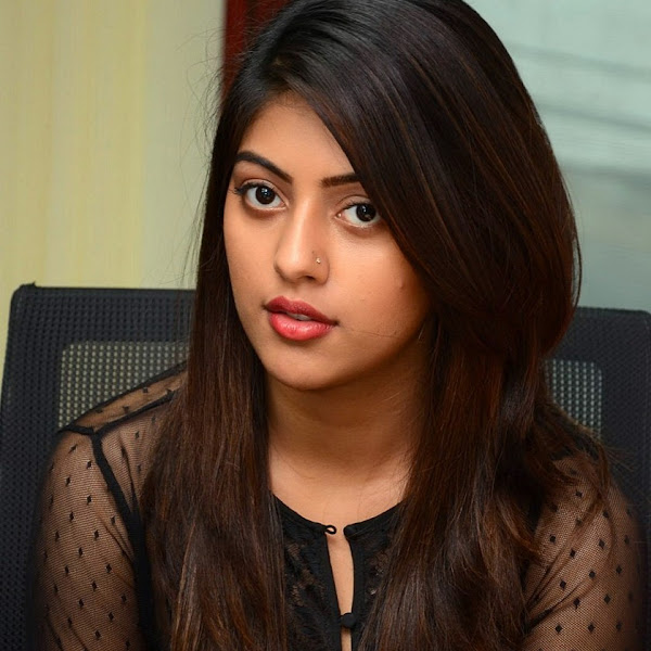Anu Emmanuel latest photos from Kittu Unnadu Jagratha song launch function