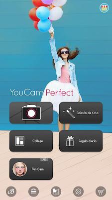 تطبيق YouCam Perfect للأندرويد, تطبيق YouCam Perfect مدفوع للأندرويد