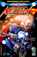 DC Renascimento: Action Comics #968