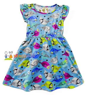 Lojistas de roupas para crianças no atacado