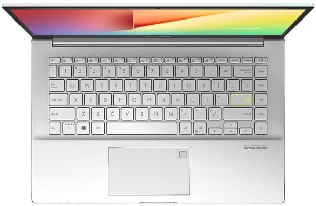 ASUS VivoBook 14 S433FL-EB181: portátil Core i7 con pantalla FHD de 14'', disco SSD y gráfica GeForce MX250 de 2 GB