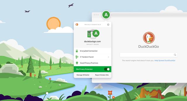 إضافة الخصوصية DuckDuckGo متاحه الآن لـ Safari على جهاز Mac