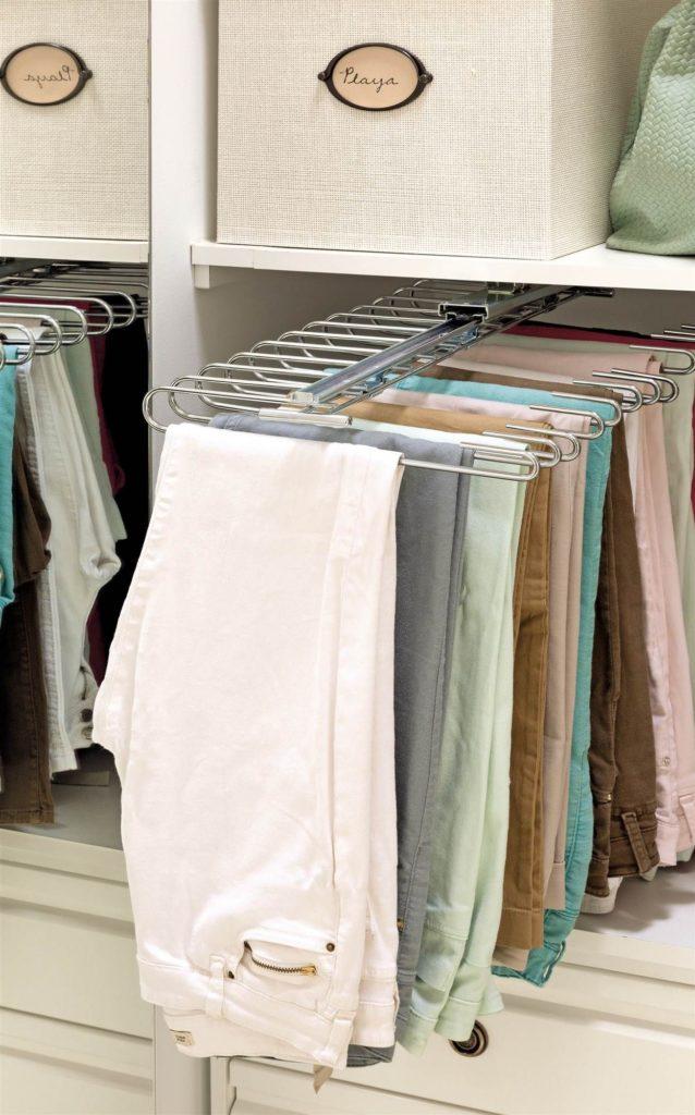 mejores pantaloneros para armario