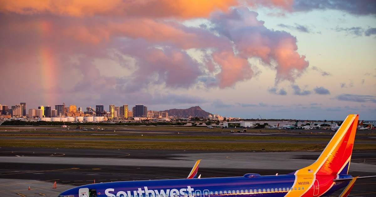 Fly To Havana And Montego Bay With Southwest Airlines