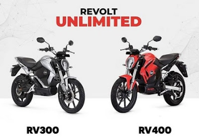 Revolt bike price in India