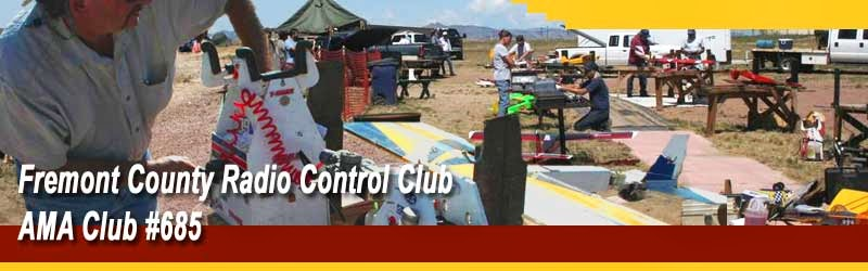 Fremont County Radio Control Club