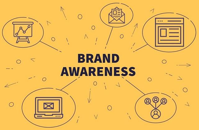 how to build brand awareness business branding strategies