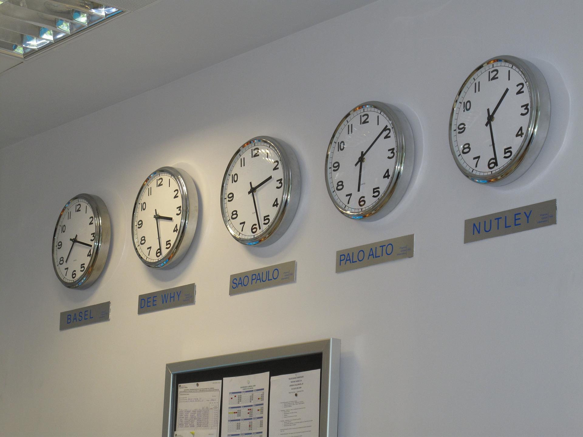 horário de chegada do voo é com ou sem o fuso?