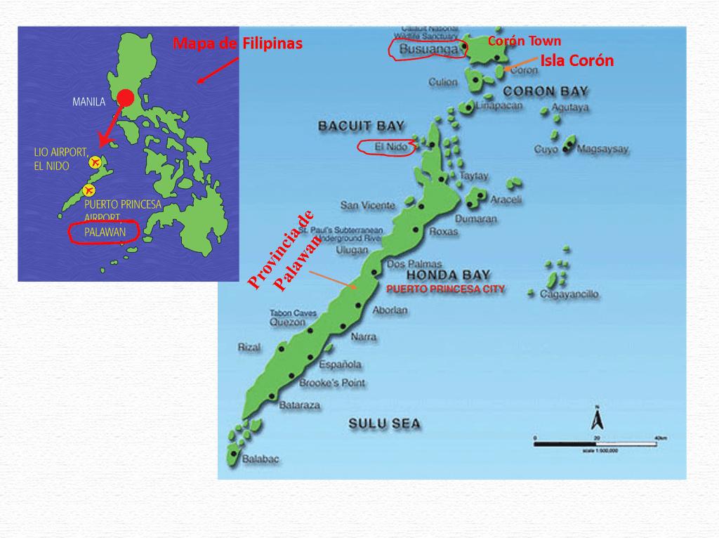 isla coron