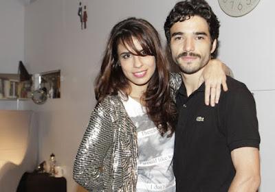 Maria Ribeiro e Caio Blat se separam apos 7 Anos de cazados