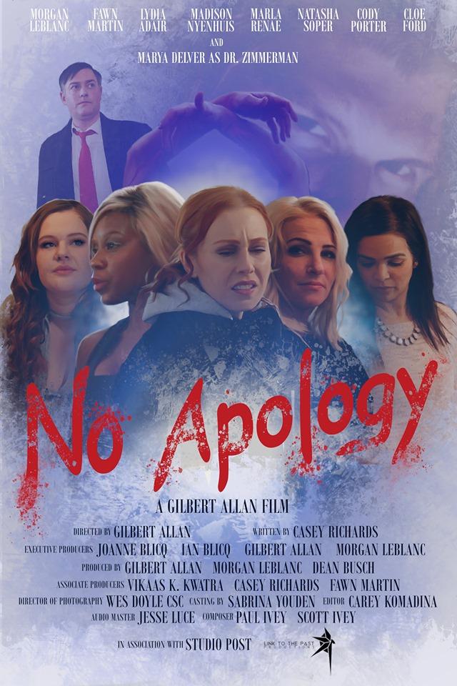 No Apology (2019) [Movie]