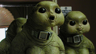Doctor Who Aliens of London