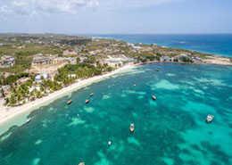 Cảnh sắc thiên nhiên tại Caribbean tuyệt đẹp
