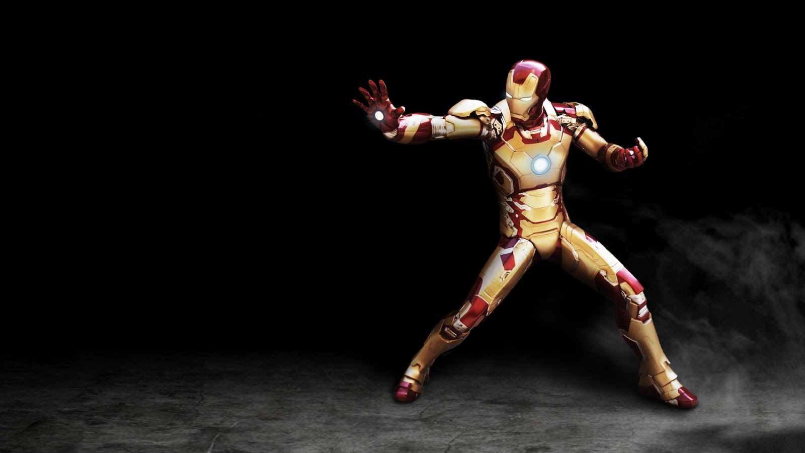 Iron Man Wallpapers Full Hd Desktop Background: IPHONE: Wallpaper Iron Man 3 HD