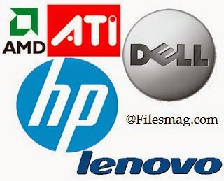 Drivers for AMD, HP, Dell, Lenovo Auto update Utility