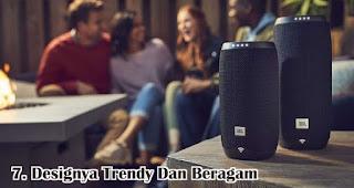 Designya Trendy Dan Beragam adalah kelebihan dari speaker bluetooth