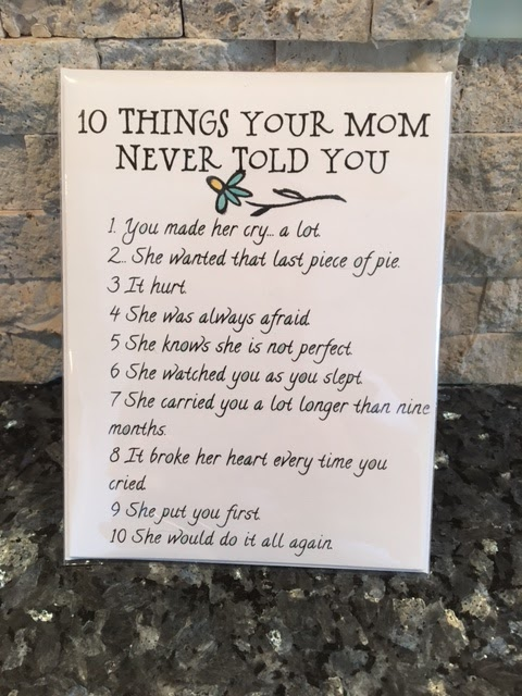 A French Accent: Ten Things Your mom Never Told You