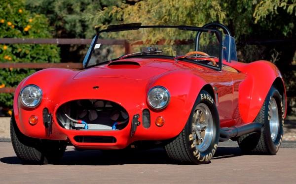 Shelby 427 Cobra FAM 1965