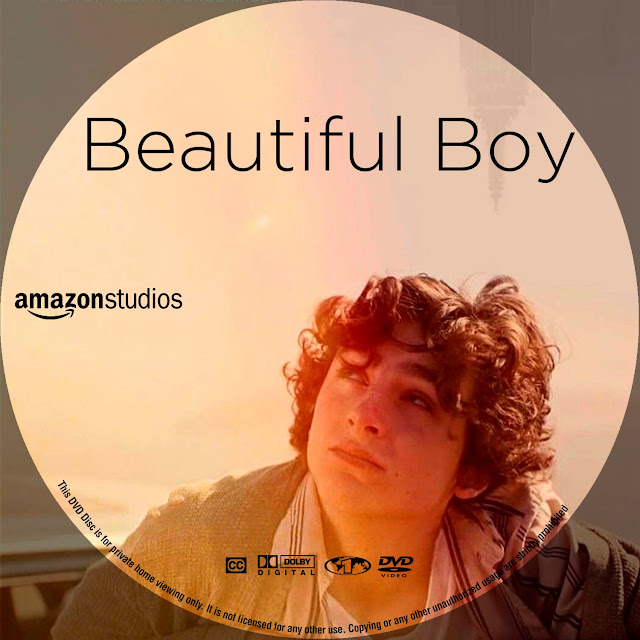 Beautiful Boy Label Cover