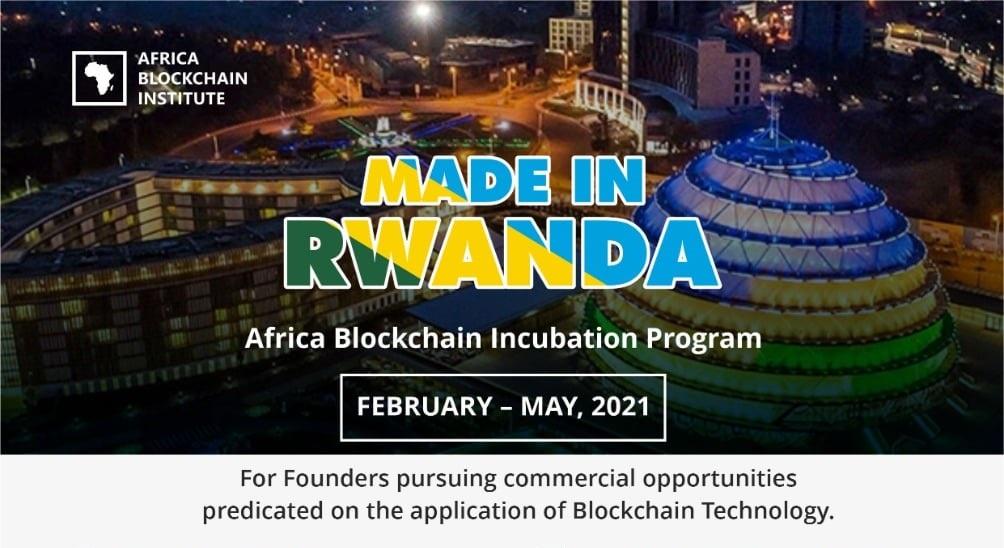 Africa Blockchain Incubation Program 2021