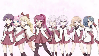 Download Yuru Yuri Season 2 1-12 Sub Indo 480p 720p Batch