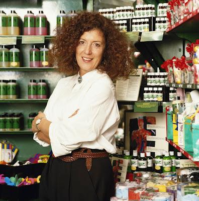 Anita Roddick fundadora de The Body Shop