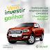Promoção Vem Investir e Ganhar do Sicredi entra na reta final com sorteio de uma Ford Ranger XLS 0km