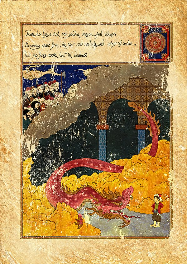 Murat Palta - Incarnated by Words - The Hobbit || #LibrosPOP - LasMilVidas