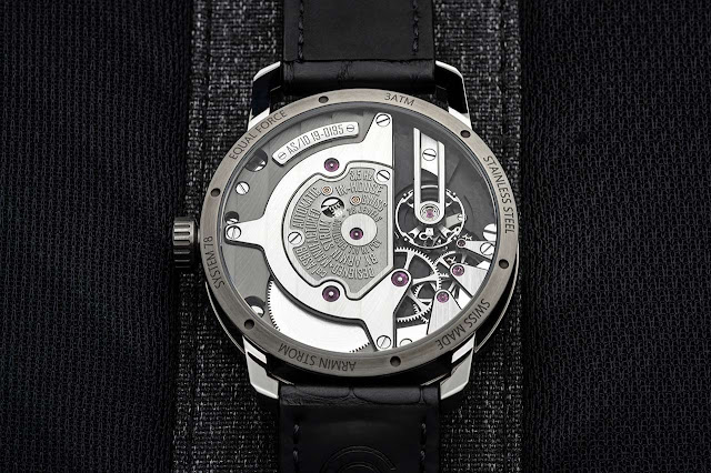 Armin Strom Gravity Equal Force Ultimate Sapphire