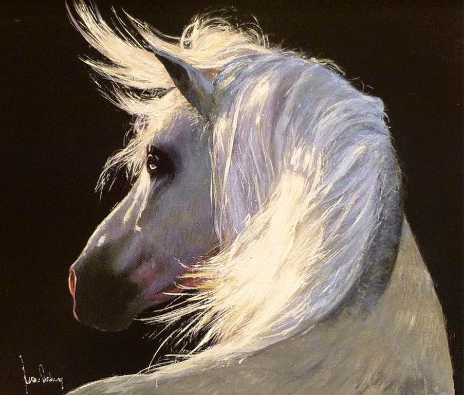 caballo-oleo-sobre-lienzo