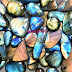 KGNSHOP's Gorgeous Labradorites and Gemstones for Wire Wrapping and Beadwork