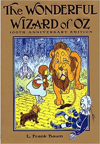 L Frank Baum - The Wonderful Wizard of Oz PDF