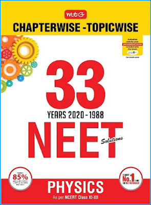 Download NEET MTG 33 Years  Physics Chapter Wise Solution ebook Pdf