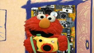 Sesame Street Elmo's World Cameras