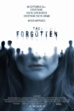 Poster Of The Forgotten 2004 720p Hindi WEB-DL Dual Audio Full Movie Download
