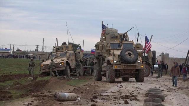 Informe: EEUU y Rusia amplían sus bases militares en Siria