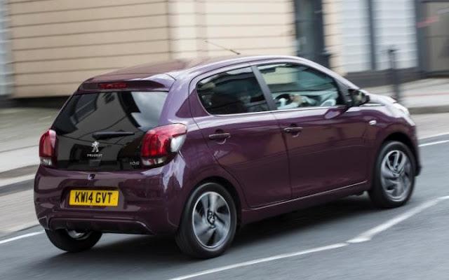 Peugeot 108, noticias del motor