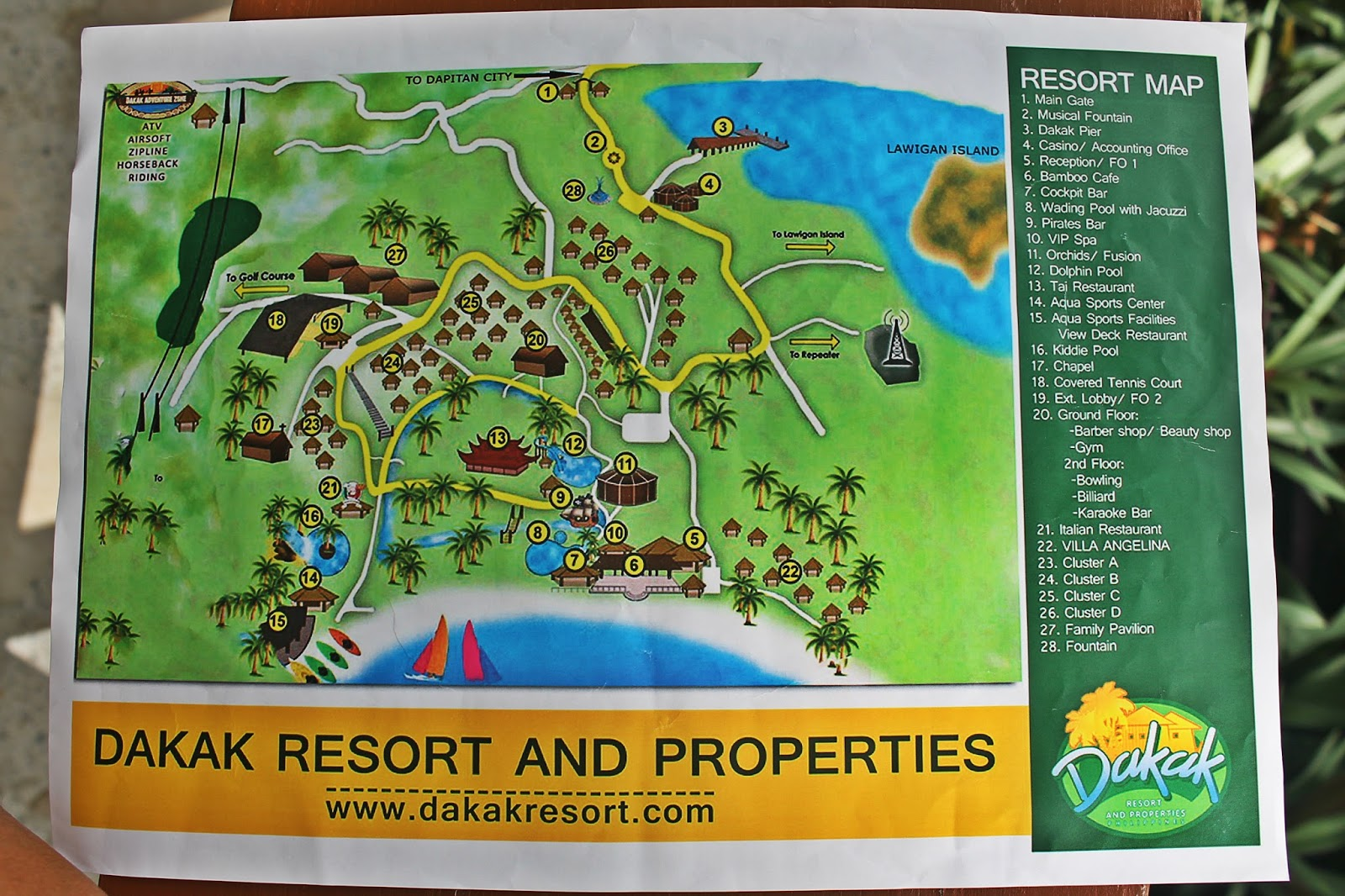 elles tinker toes  Dapitan City  Day 3  4  Dakak Park