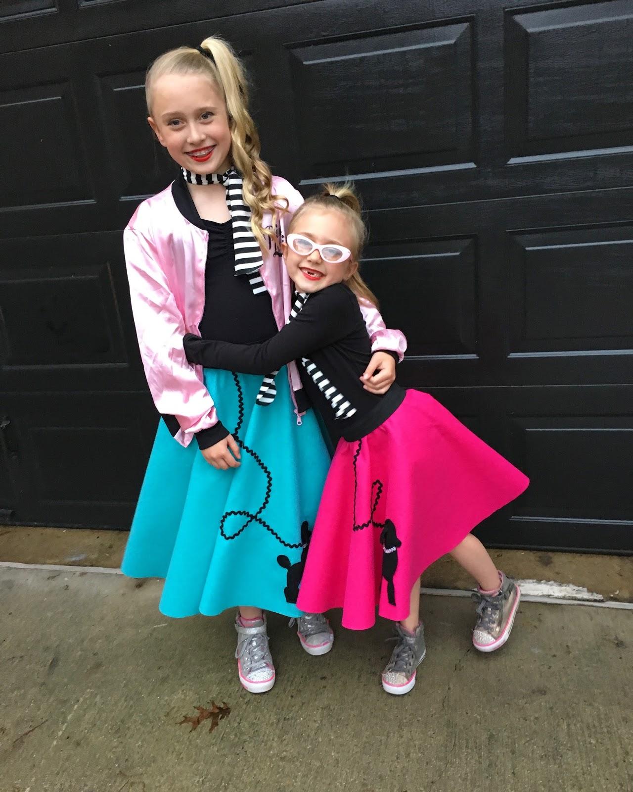 Crafty Texas Girls Diy Poodle Skirt